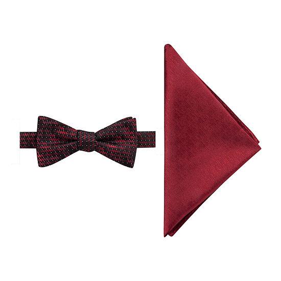 JF J.Ferrar Abstract Bow Tie Set