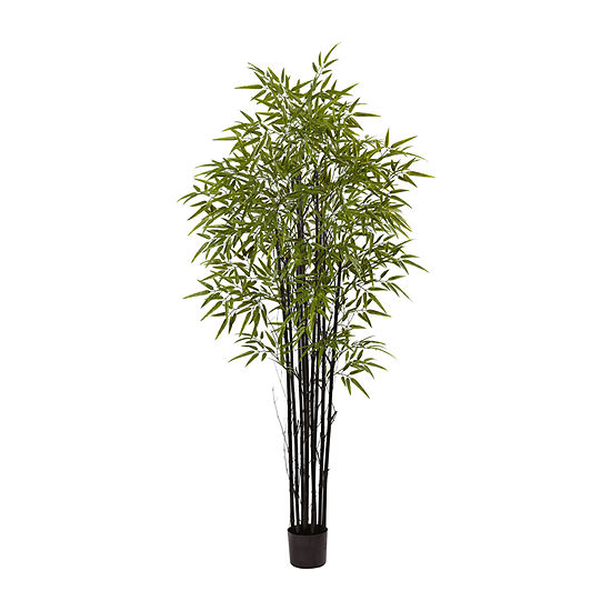 Nearly Natural Black Bamboo Tree