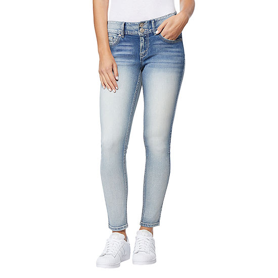 Wallflower - Juniors Womens Skinny Fit Jean