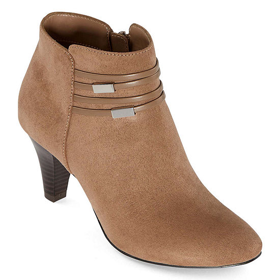east 5th Womens Quantrell Stiletto Heel Booties