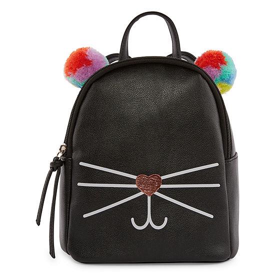 Arizona Cat With Pom Backpack
