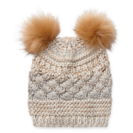 Mixit Mommy and Me Cozy Child Beanie