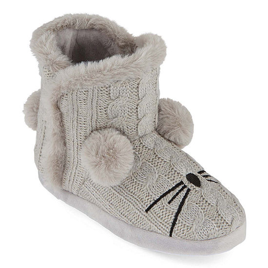 Mixit Mommy and Me Cozy Child Bootie Slippers