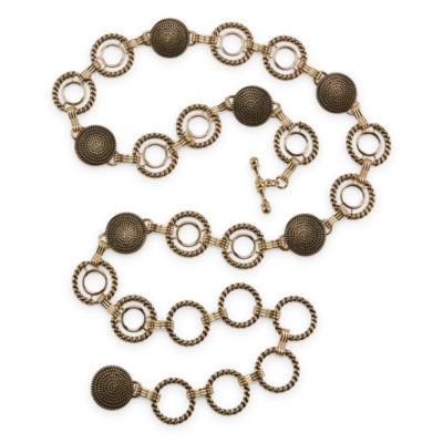Mixit™ Circle Chain Belt