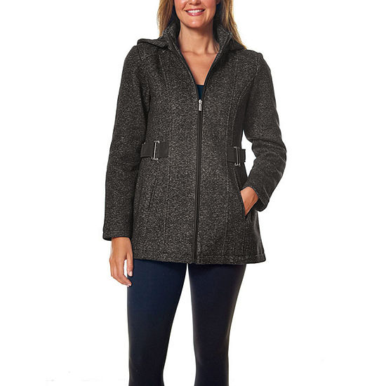 Liz Claiborne Fleece Lightweight Jacket