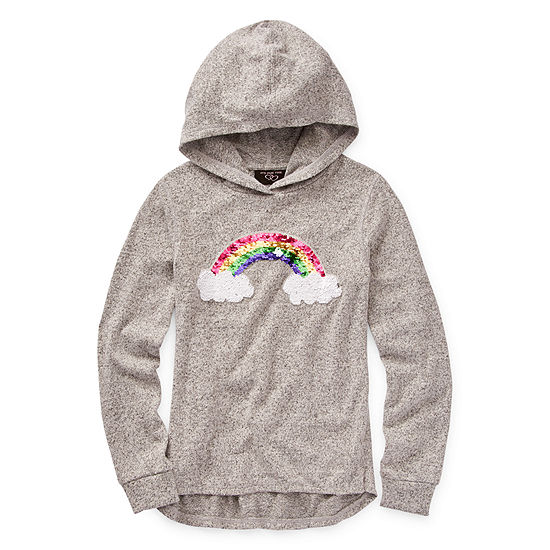 It's Our Time Plus Girls Hoodie