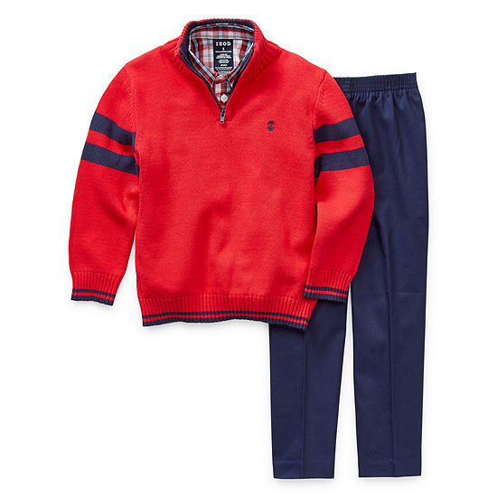 IZOD Boys 3-pc. Suit Set Preschool