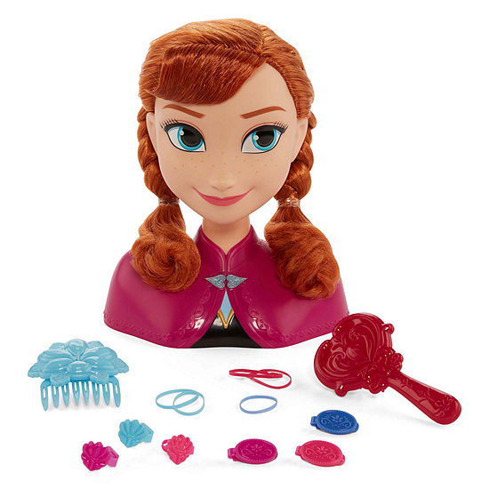 Disney Frozen 2 Styling Head - Anna
