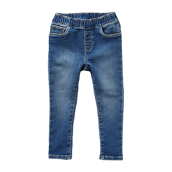 Okie Dokie Toddler Girls Jeggings