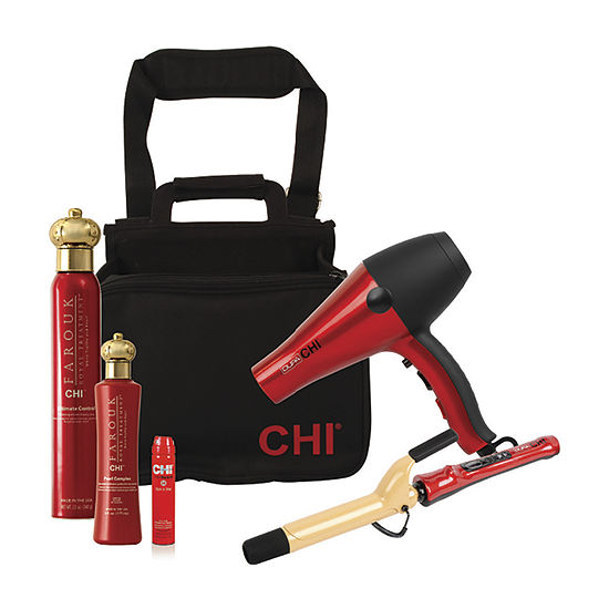 Chi Styling Dura Caddy Value Set