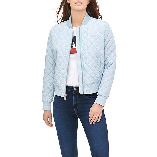 Levi's Quilted Lightweight Bomber Jacket