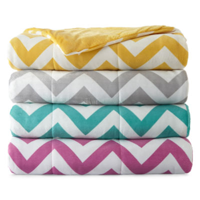 Intelligent Design Chevron Throw