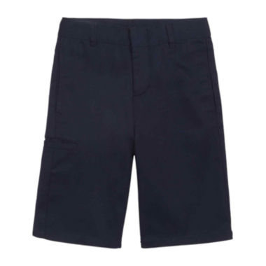 French Toast® Flat-Front Shorts - Boys 8-20 and Husky