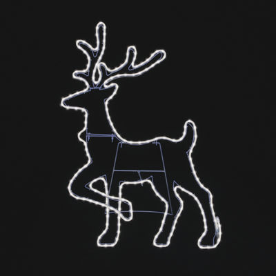 "Roman 38"" Deer Yard Art"