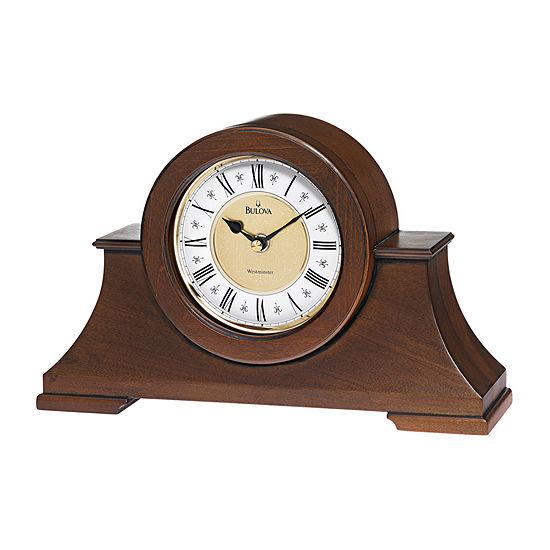 Bulova® Cambria Chiming Mantel Clock