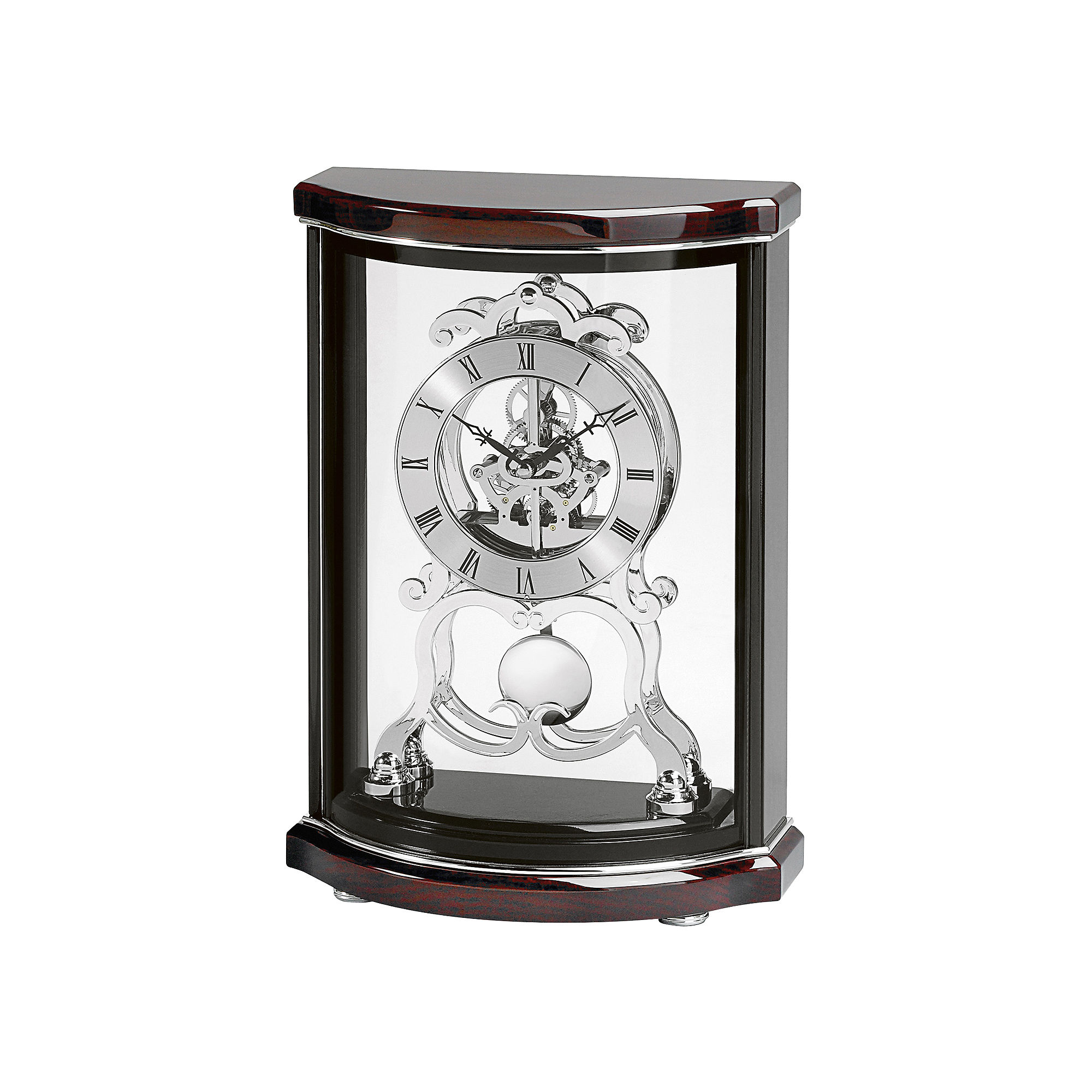 Bulova Wentworth Skeleton Clock