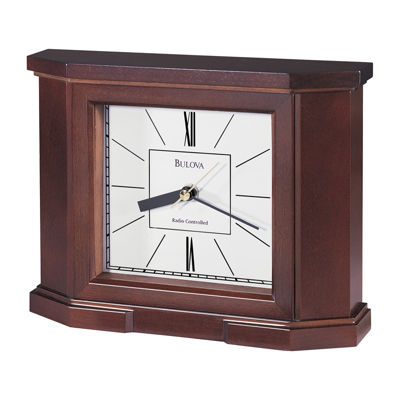 Bulova® Altus Atomic Table Clock