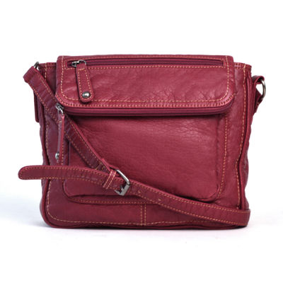 St. John's Bay Rocky Flap Crossbody Bag