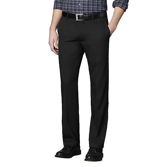 0003a3fb61 Mens Van Heusen Straight Leg No Iron Flat Front Dress Pants JCPenney