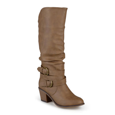 Journee Collection Late Womens Riding Boots