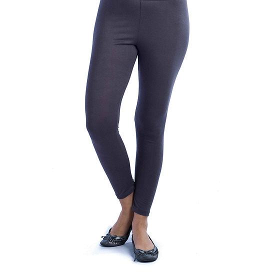 24/7 Comfort Apparel Ankle Length Womens Full Length Leggings