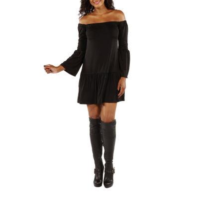 24/7 Comfort Apparel Romance Shift Dress