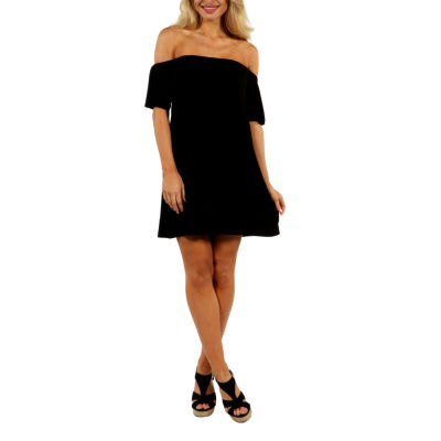 24/7 Comfort Apparel Al Fresco Shift Dress