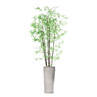 93 Inch Tall Bamboo Tree In Planter