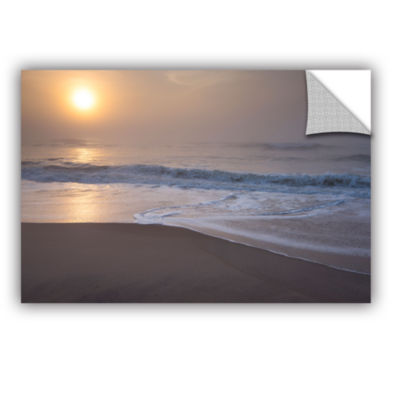 Brushstone Through The Fog III Removable Wall Decal