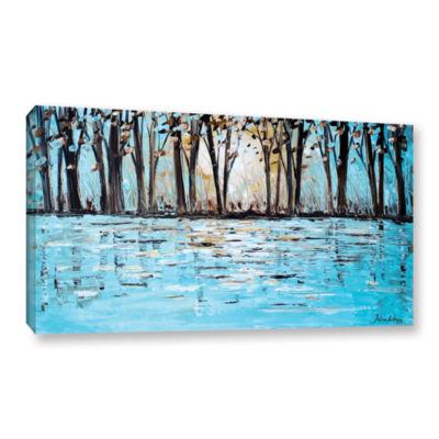 Brushstone Wonderland Gallery Wrapped Canvas WallArt