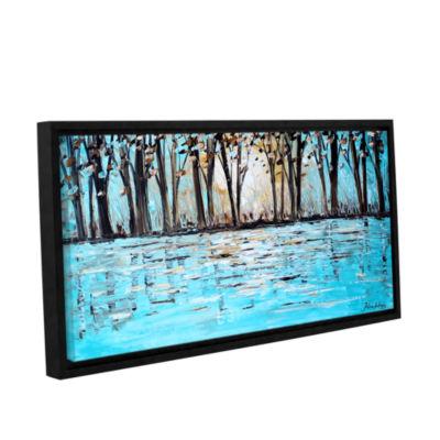 Brushstone Wonderland Gallery Wrapped Floater-Framed Canvas Wall Art