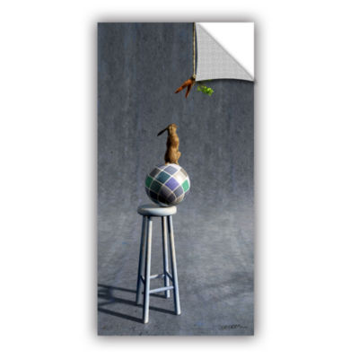 Brushstone Equilibrium 2 Removable Wall Decal