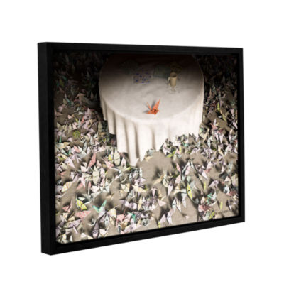 Brushstone The Perfectionist Gallery Wrapped Floater-Framed Canvas Wall Art