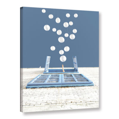 Brushstone Release Gallery Wrapped Canvas Wall Art