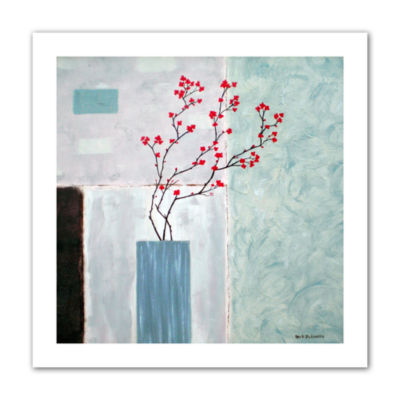 Brushstone Tranquil Canvas Wall Art