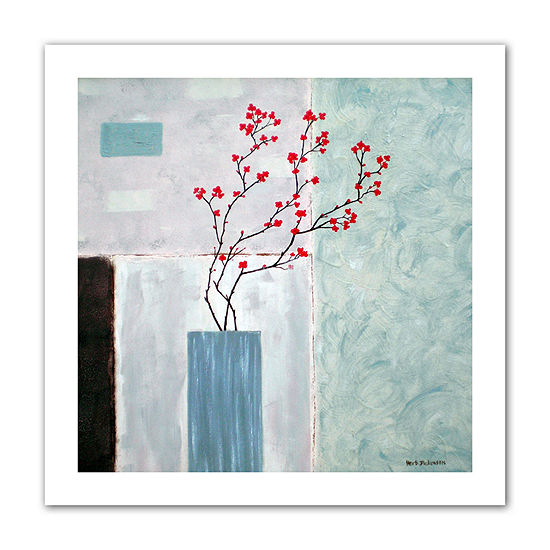 Brushstone Tranquil Canvas Wall Art