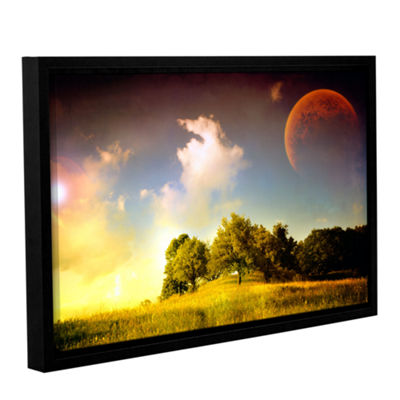 Brushstone Everlasting Season Gallery Wrapped Floater-Framed Canvas Wall Art