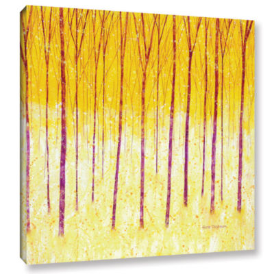 Brushstone Fairy Forest by Herb Dickinson GalleryWrapped Canvas Wall Art