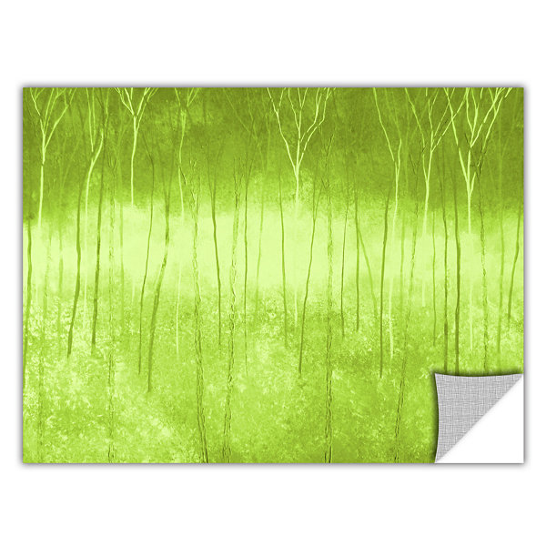 Brushstone Verda Forest 2 Removable Wall Decal