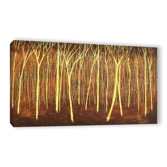 Brushstone Faithful Light Gallery Wrapped Canvas Wall Art