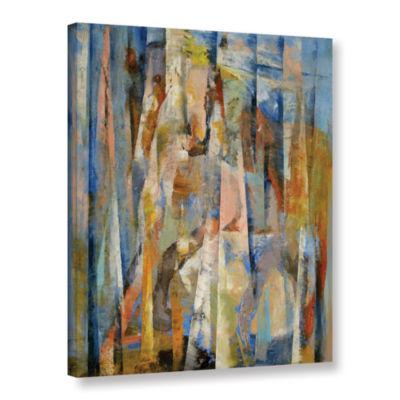 Brushstone Wild Horse Gallery Wrapped Canvas WallArt