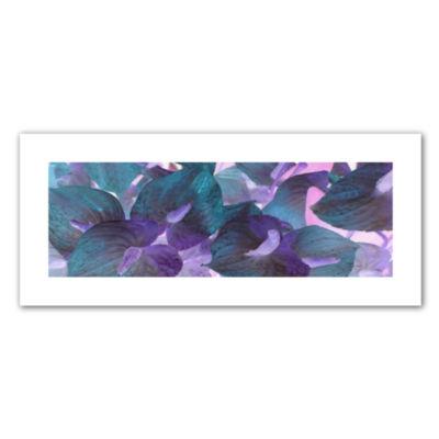 Brushstone Blue Dream Canvas Wall Art