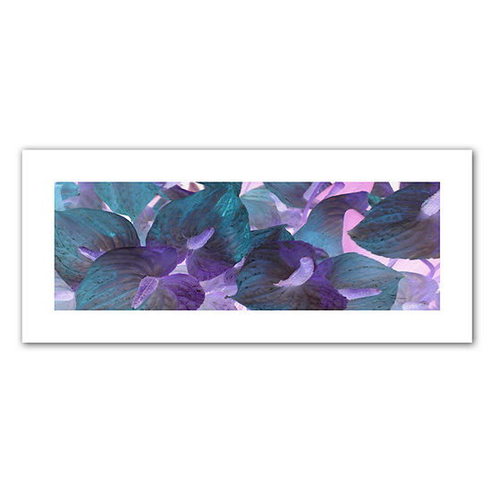 Brushstone Blue Dream Canvas Wall Art