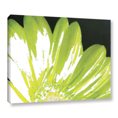 Brushstone Gerber Time III Gallery Wrapped CanvasWall Art