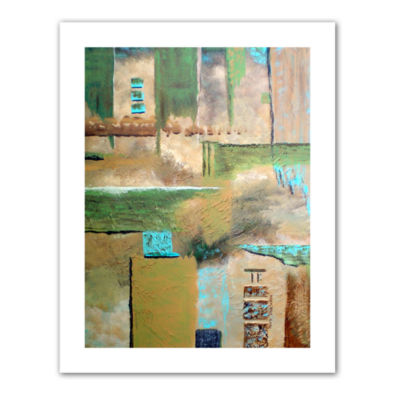 Brushstone Connection Canvas Wall Art