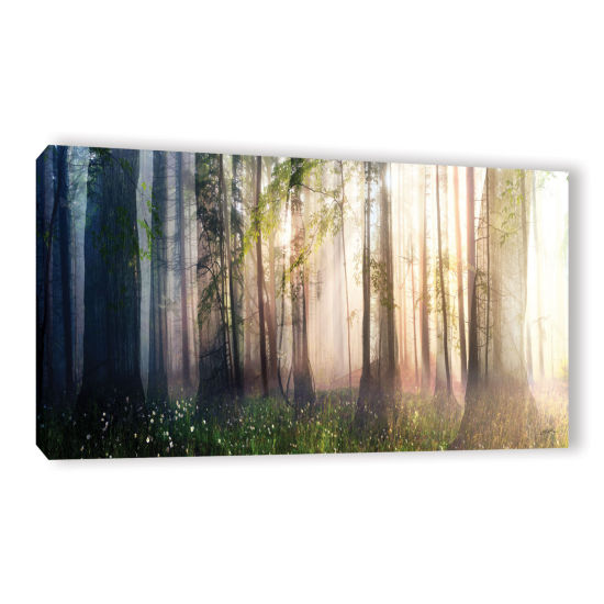 Brushstone Constancy Gallery Wrapped Canvas Wall Art