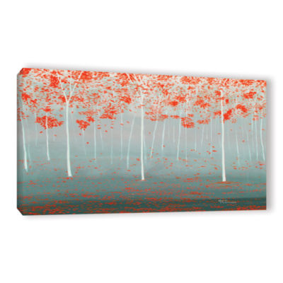Brushstone Dream Forest Gallery Wrapped Canvas Wall Art