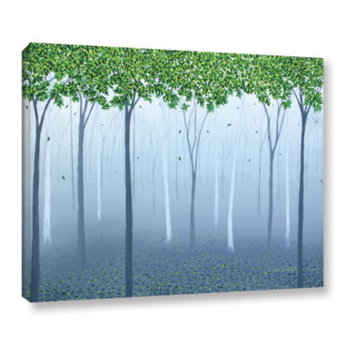 Brushstone Morning Dream Gallery Wrapped Canvas Wall Art