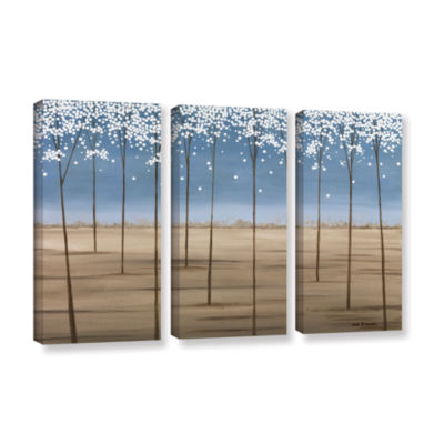 Brushstone Spring Dream 3-pc. Gallery Wrapped Canvas Wall Art