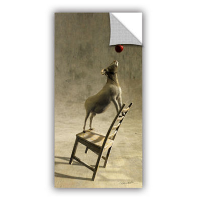Brushstone Equilibrium 1 Removable Wall Decal